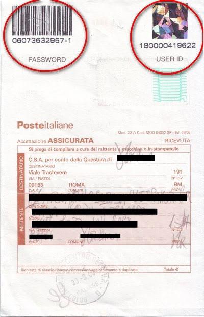 Как проверить готов ли вид на жительство Италии (permesso di ...