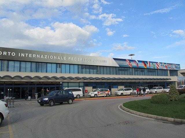Аэропорт Федерико Феллини в Римини