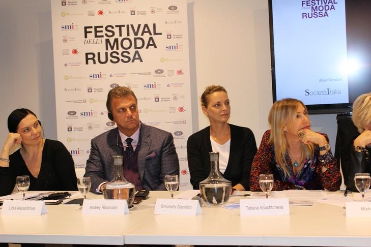 Фестиваль моды в Италии