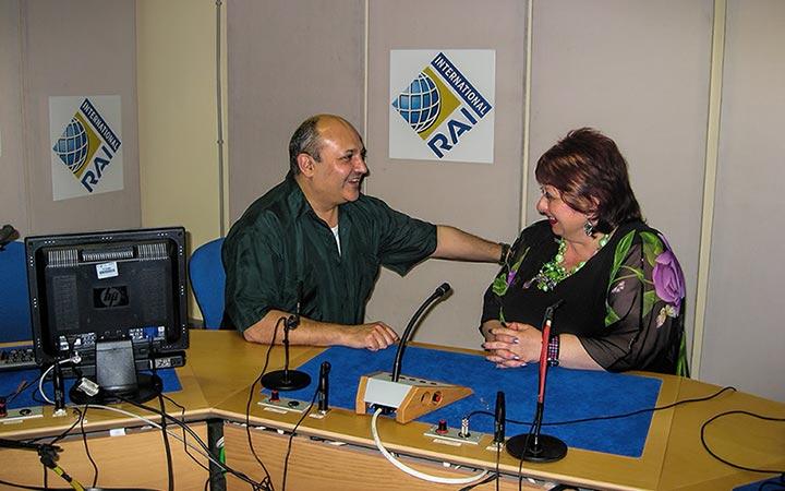 Радио в Италии на русском языке