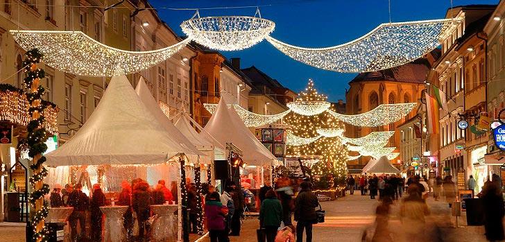 рождество во Флоренции