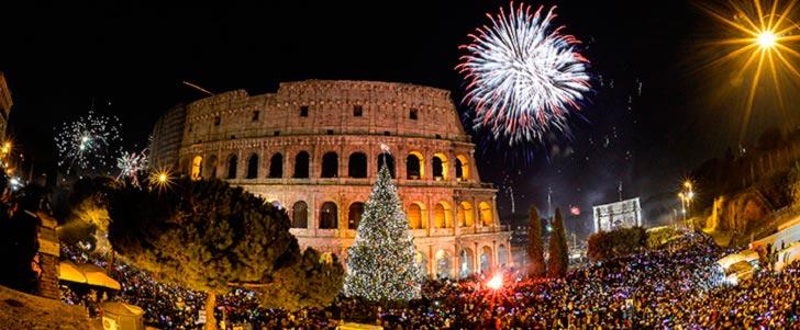 Рим рождество